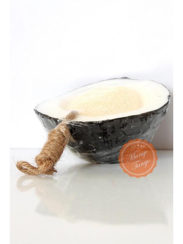 Кокосовое мыло. Coconut soap. - 1