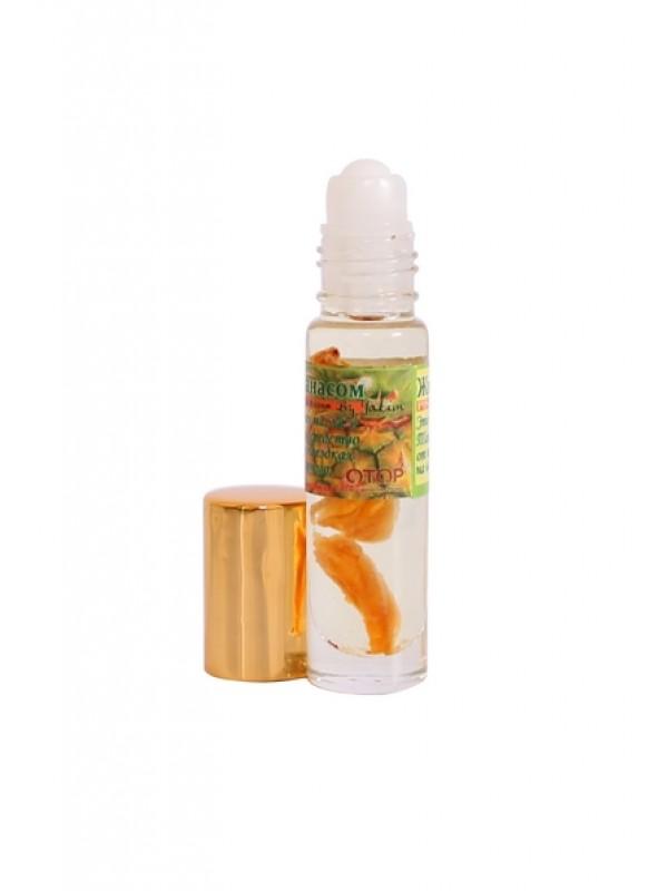 Жидкий бальзам - ингалятор от головной боли с ферментами ананаса. - 1