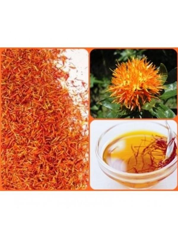 Сафлоровый чай от псориаза. Safflower tea. - 1