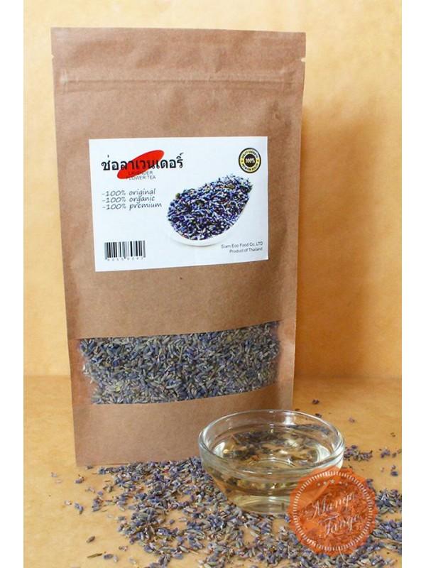 Чай с Лаванды - 1