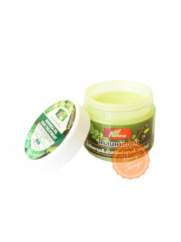 Маска для волос с маслом моринги 100 мл - 1