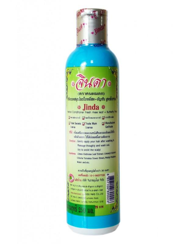 Лечебный травяной кондиционер Jinda от выпадения волос баймисот + анчан. - 1