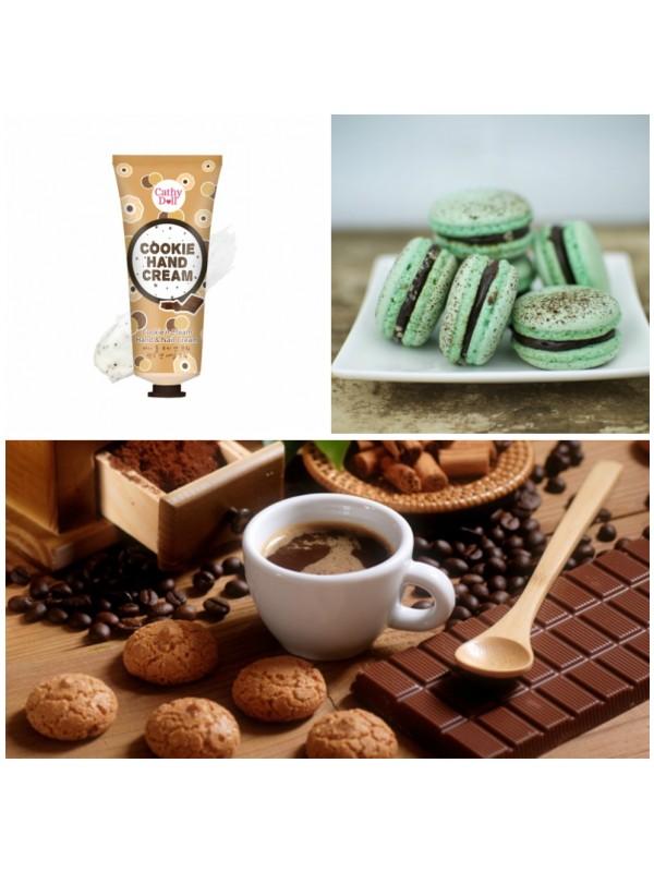 Крем для рук с ароматом печенья. Cookie Hand Cream. - 1