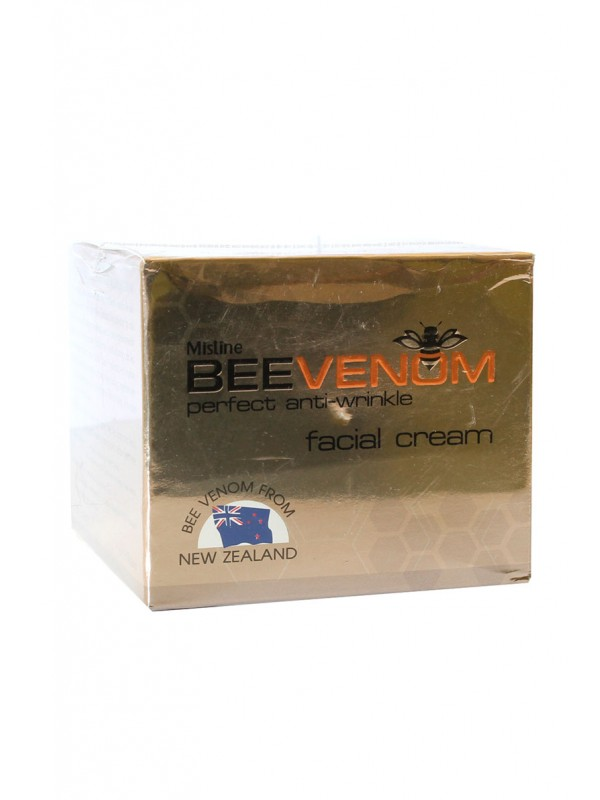 Омолаживающий крем с пчелиным ядом - эффект ботокса. Mistine Bee Venom perfect anti-wrinkle facial cream. - 1