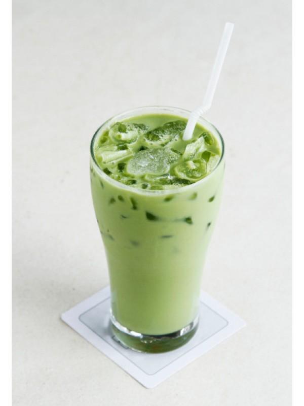 Тайский зелёный молочный чай. Thai Green Milk Tea Number One Brand. - 1